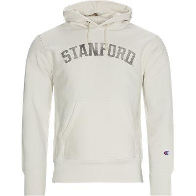 Stanford Hoodie Regular fit   Stanford Hoodie   Hvid